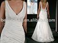 sin tirantes de marfil de alta calidad especial de novia colección ql4050