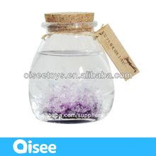 artículo promocional kits de la ciencia de juguete de cristal del jardín
