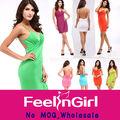 venta al por mayor baratos de china 2 sólo usd 10 colores chica caliente vestido de algodón beach