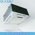 Cassette de techo de aire acondicionado, aire acondicionado de techo 24000-60000btu capacidad