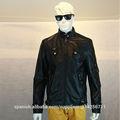chaquetas de cuero para hombre baratos