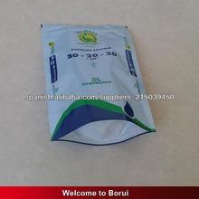 De papel y de plástico laminación bolsas para embalaje de cemento