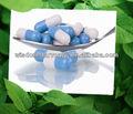 Cápsula vegetal vacío/vacío cápsula de gelatina dura