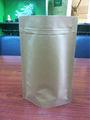 20 años de experiencia y la impresión perfecta bolsas de té bolsas de embalaje del té bolsas de papel de aluminio de té