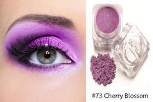 Sombra De Ojos De Minerales - Cosmeticos Naturales Sin Parabenos - 65 Individuales Colores