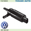 Volkswagen VW linterna 12V motor del limpiaparabrisas bomba de lavado