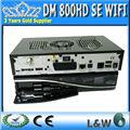 Boîte de rêve 800 hd soi wifi,/dream- 800- hd- se wifi,/dm800hd se wifi,/dm800se wifi samsat récepteur satellite numérique