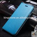 nuevas ideas de negocio de la cartera de cuero funda para el iphone 6