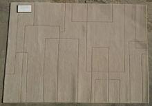 Handknotted woollen carpet