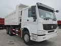 CNHTC HOWO 6x4 camión volquete en venta ZZ3257N3447