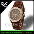 La elegancia gh-375 relojes de moda las mujeres de moda los relojes de la fábrica directa de moda reloj