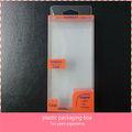 bonne qualité boîte en plastique avec couvercle à charnière