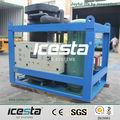 icesta grande tubo industrial máquinas de fazer gelo