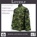 Por encargo de ropa de camuflaje militar/uniforme militar loveslf hecho en china