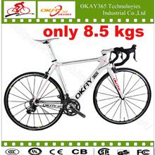China bicicleta de carretera de carbono