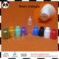 Niño y sabotaje gotero botella de pet de 10ml frasco gotero de plástico, gotas para los ojos