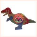 De madera 3d puzzles/rompecabezas dinosaurio
