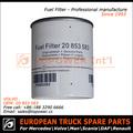 de alta calidad de aceite de oliva para filtro de parte del motor diesel