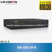 8 canales de HD-SDI DVR