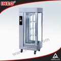3 vidro lateral rotory churrasqueira elétrica frango máquina/frango assado equipamentos/frango assado