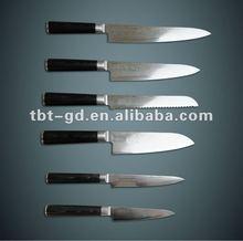 damasco vg10 67 capas de acero inoxidable cuchillo cocinero conjunto cuchillo santoku cuchillo bloque disponible
