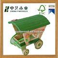 baratos fuente de la fábrica de bricolaje educativos de los animales de juguete de madera