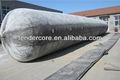 Inflable marina airbag de goma, del pontón flotante