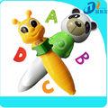 leia caneta para crianças a aprendizagem de línguas