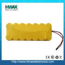 Sc1500 Ni cd batería pack 14.4v 1500mah recargable batería