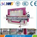 Wc67k-100t/3200 prensa hidráulica del freno para herramientas de acero al carbono placa de la hoja