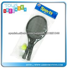 juguetes raqueta de tenis/raqueta de plástico juguetes