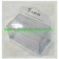 Cajitas de plástico transparente para invitación media carta.Cajitas de plástico.Cajas en pvc