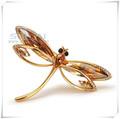 libélula pin broches joyería de moda