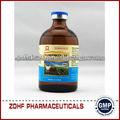 caballos ganado florfenicol inyección 10 % antibotic inyección