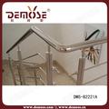 pasamanos de acero inoxidable de bricolaje para la escalera