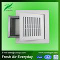 lineal de retorno de aire rejilla del filtro con el marco