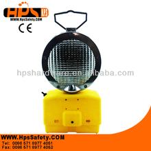 mejor venta de productos hechos en china barrera intermitente de la lámpara