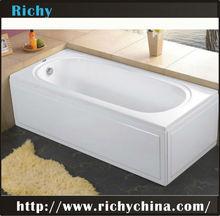 personalizado tamaños pequeños esquina bañera