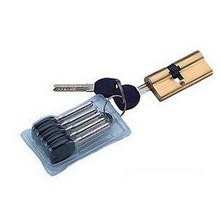 - antidrill modular del cilindro de la cerradura de la puerta