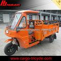 HUJU 175cc motos de tres ruedas triciclos chino