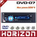 Car Audio DVD 07 Reproductor de coches, Audio Control Electrónico (VolBassTrebleFader), Car CD