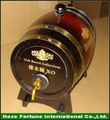 Barato Tres litros Pino Barriles de vino.