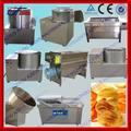 máquinas de snacks papas fritas que hace la máquina para la venta 0086 13592420081