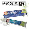menta fresca pasta de dientes