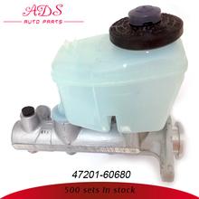 Para land cruiser toyota hilux cilindro maestro de frenos del cilindro de freno de la mejor calidad oem: 47201-60680