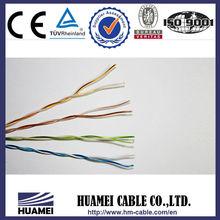 venta caliente cat5e utp cca lan del cable