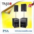 Sistema de altavoz activo audio Professinal