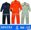 La norma nfpa 2112 indura copia de algodón/7oz de nylon retardante de llama uniforme ropa de protección