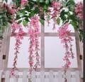 estilo de la moda artificial cuajadadehabichuelas pudín de flores en el precio de fábrica para la decoración de la boda