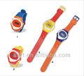 brillantes y de moda pequeño deportivo con wach ronda dial